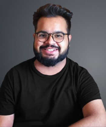 Harshit Bhatia - Co-founder and Content Marketing Strategist
